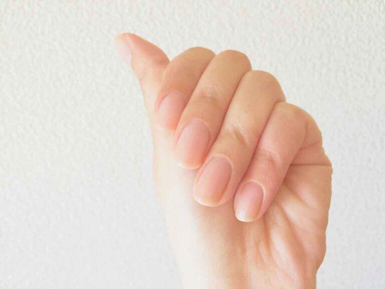爪 を 伸ばす 方法